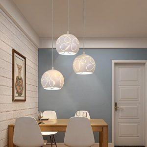 Lámparas de techo modernas LED