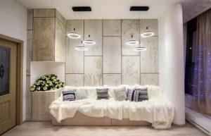 Lámparas para techos bajos