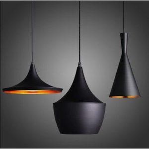 lmpara de techo estilo minimalista - Lamparas Modernas De Techo