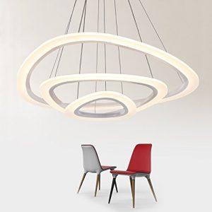 Lámpara de techo moderna creativa