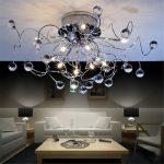 Lámpara de techo colgante moderna y minimalista