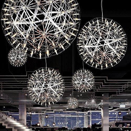 Lámpara de techo fuegos artificiales